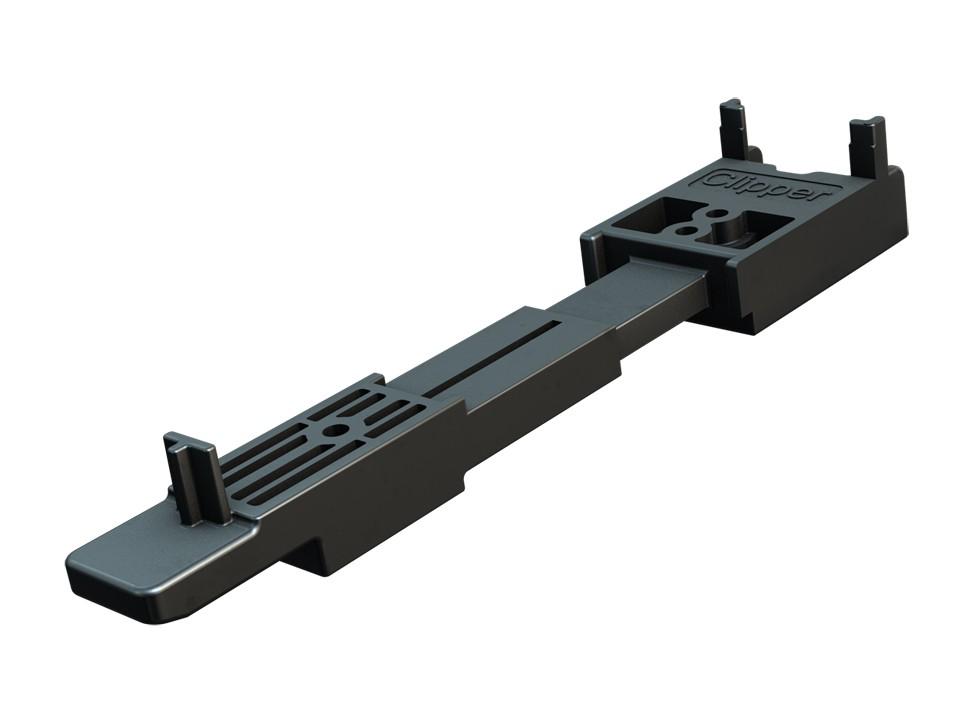 <p>Befestigung Clipper verdeckt</p>  <p>Dielen 9-12 cm, 30 Stück, Holz-UK</p>