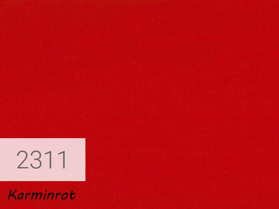 <p>OSMO Landhausfarbe</p>  <p>Karminrot, Nr. 2311, 0,75 l</p>