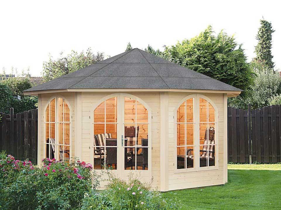 <p>Pavillon Lugano 42 A</p>  <p>336 x 336 cm, 42 mm</p>