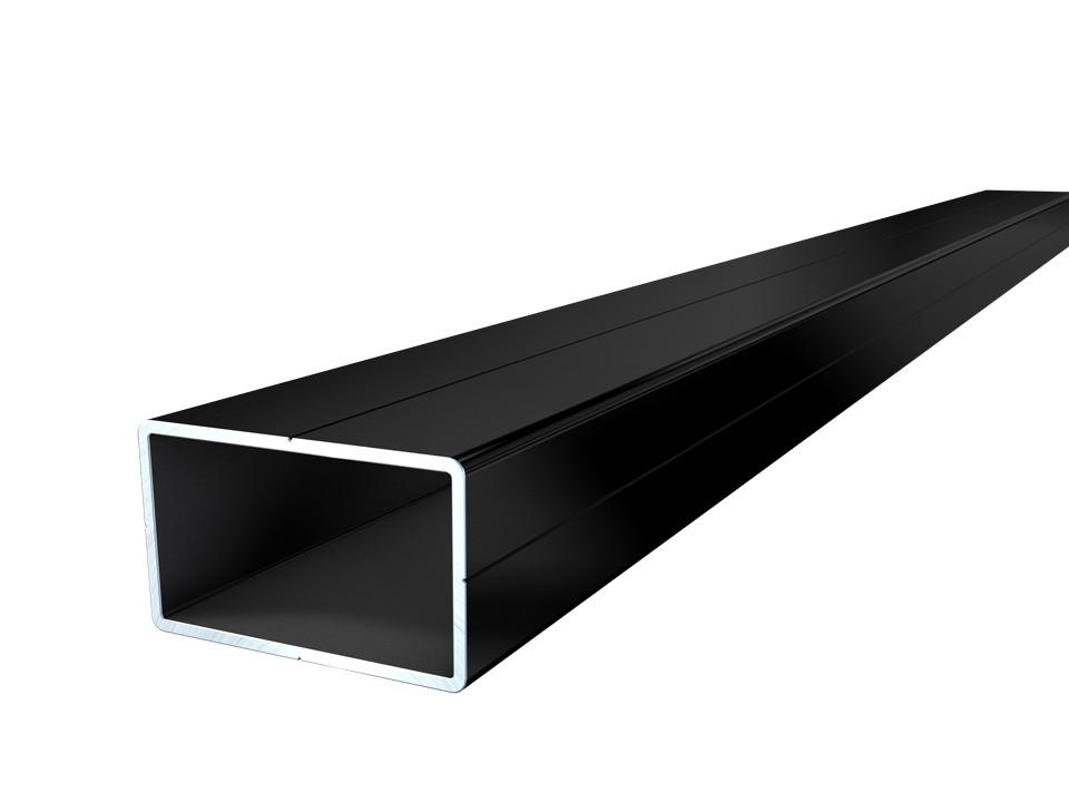 <p>Unterkonstruktion Alu</p>  <p>30 x 50 mm, 3m, schwarz</p>