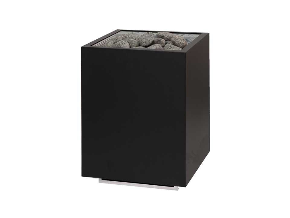 <p>Saunaofen Home-Combi</p>  <p>schwarz, 6 und 9 kW</p>