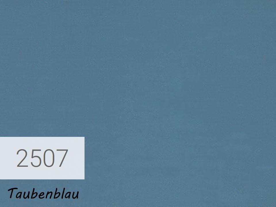 <p>OSMO Landhausfarbe</p>  <p>Taubenblau, Nr. 2507, 0,75 l</p>