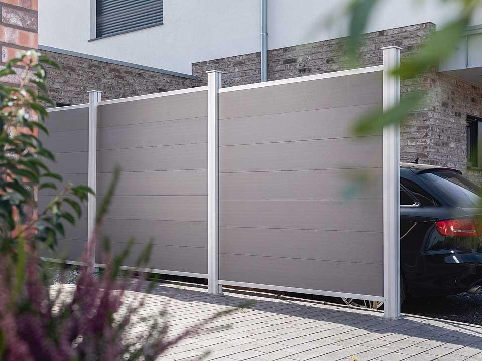 Sichtschutz Multi-Fence Elegance B 180x180 cm