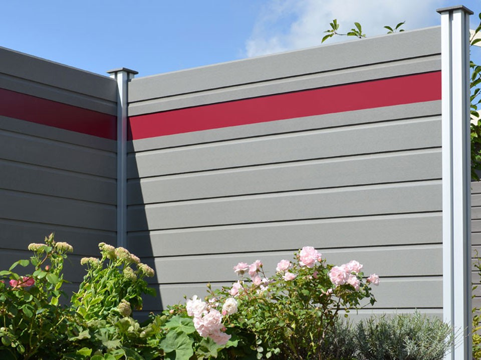 Sichtschutz Multi-Fence 180x180 cm