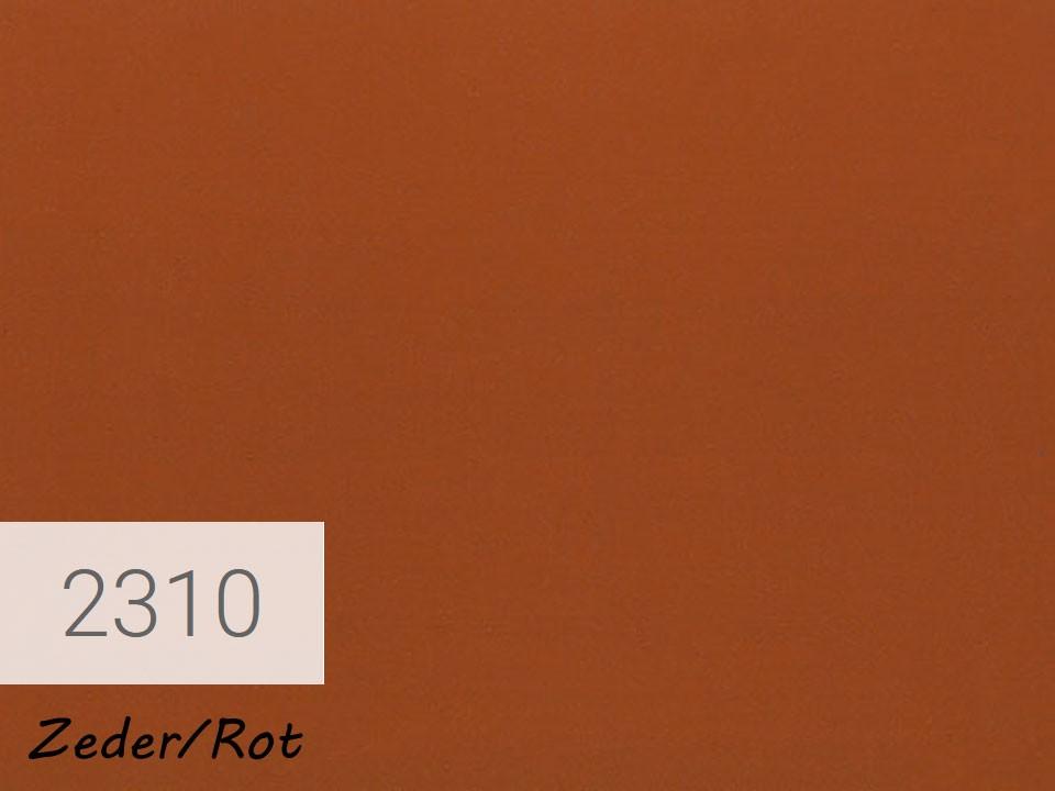 <p>OSMO Landhausfarbe</p>  <p>Zeder/Rotholz, Nr. 2310, 0,75 l</p>