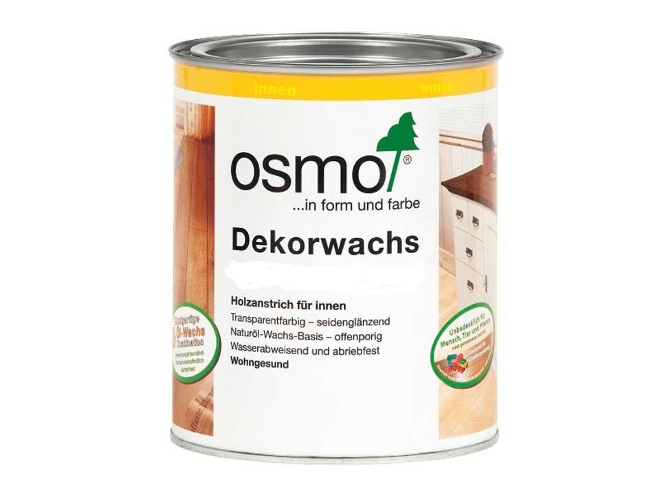 <p>Osmo Dekorwachs deckend</p>  <p>alle Farben &amp; Größen</p>