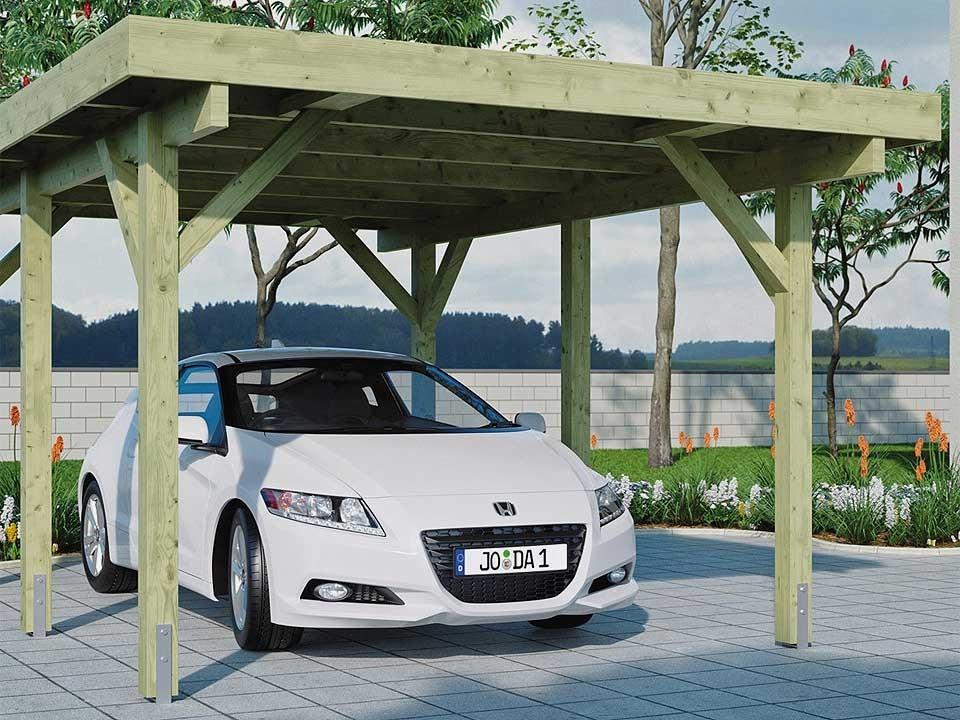 <p>Carport Bergheim KDI</p>  <p>340 x 510 cm</p>