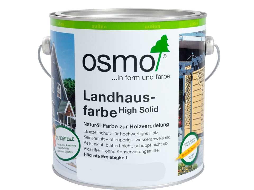 <p>Osmo Landhausfarbe</p>  <p>alle Farben &amp; Größen</p>