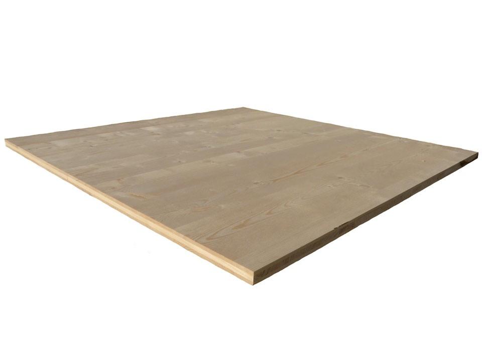 <p>3-Schicht-Platte Fichte 19mm</p>  <p>Größe: 250 x 205 cm</p>
