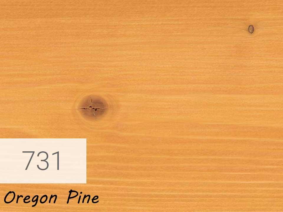 <p>Holzschutz-Öl-Lasur</p>  <p>731 Oregon Pine&nbsp; á 0,75 Liter</p>