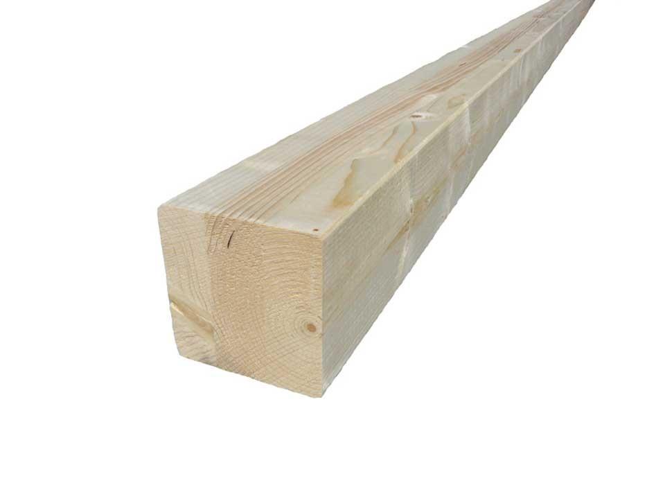 <p>Brettschichtholz</p>  <p>Fichte 100 mm breit</p>
