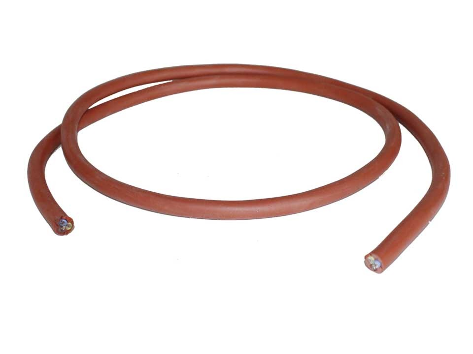 <p>Silikonkabel 7 x 2,5mm²</p>  <p>für Kombi-Öfen geeignet</p>