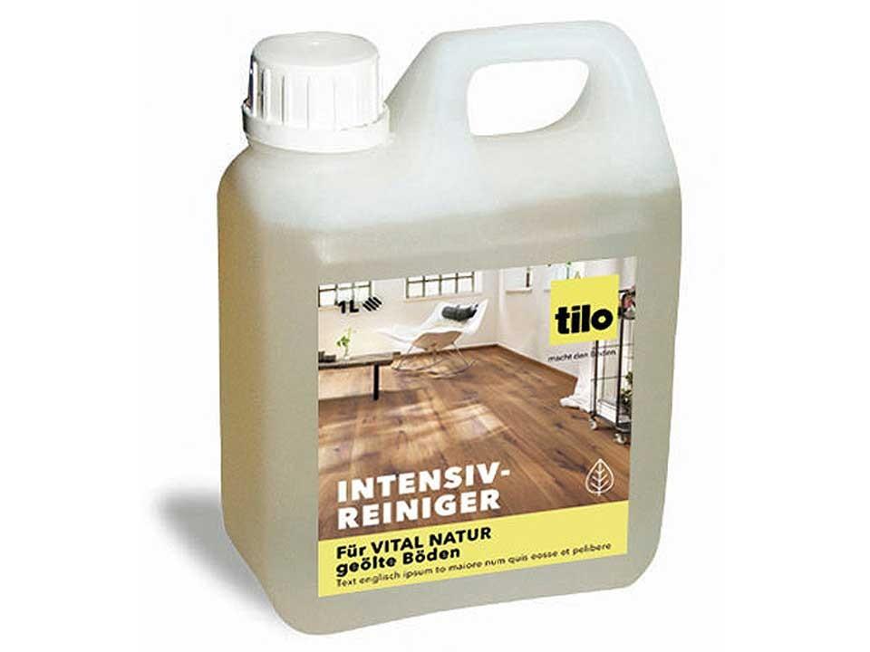 <p>Tilo Intensivreiniger 1 L</p>  <p>für natur geölte Böden</p>