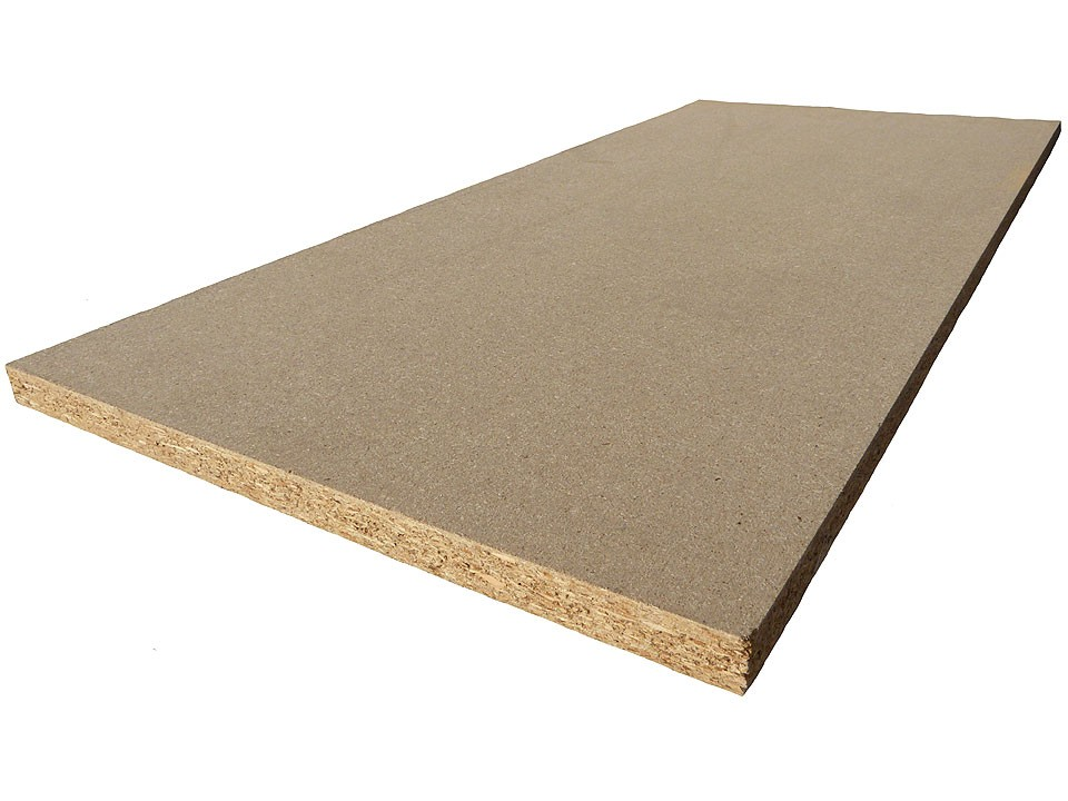 <p>Rohspanplatte 19 mm</p>  <p>280 x 207 cm</p>