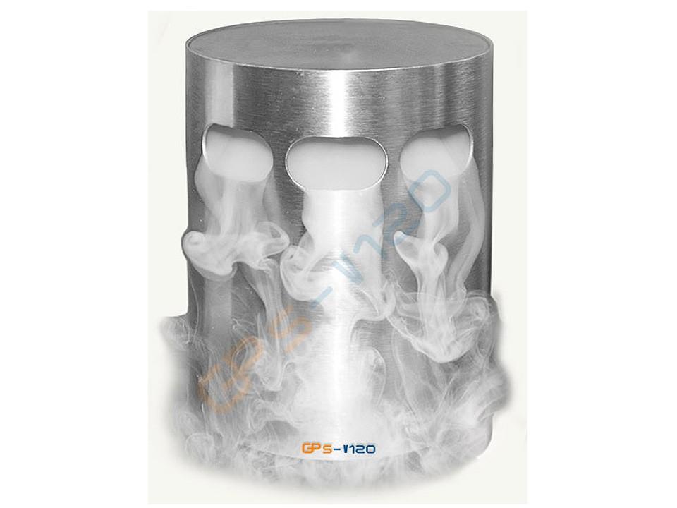 <p>Ultraschall-Vernebler V120</p>  <p>für Infrarotkabinen bis 3,3 m²</p>
