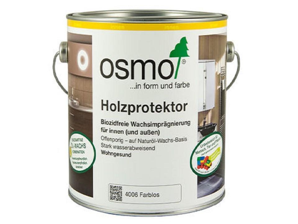 <p>Holzprotektor 0,75L</p>  <p>4006 Farblos</p>