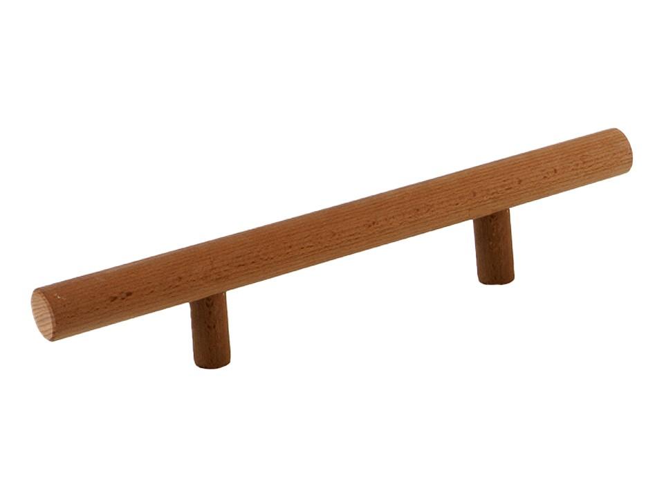 <p>Türgriff aus Thermo-Holz&nbsp;</p>  <p>&nbsp;für Sauna-Glastüre, Ø 32 mm</p>
