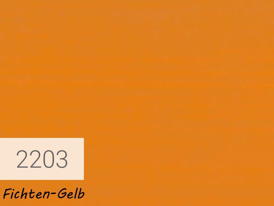 <p>OSMO Landhausfarbe</p>  <p>Fichten-Gelb, Nr. 2203, 2,5 l</p>