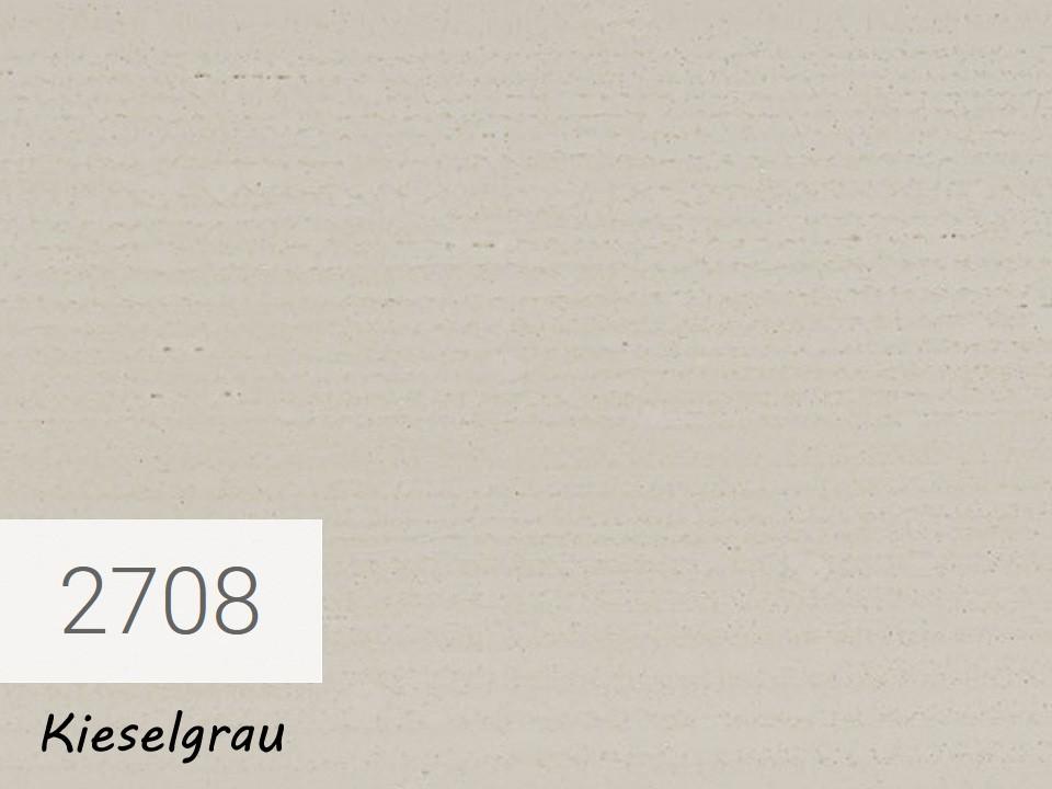 <p>OSMO Landhausfarbe</p>  <p>Kieselgrau, Nr. 2708, 2,5 l</p>