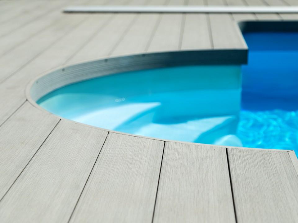 <p>WPC Terrassendiele</p>  <p>Prime-Living S-Line</p>  <p>Farbton: Inox, 22x140mm</p>