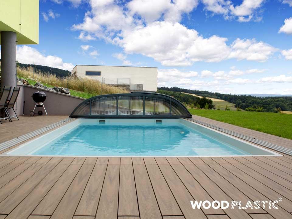 <p>WPC Terrassendiele</p>  <p>Prime-Living S-Line Nature</p>  <p>Farbton: Teak, 22x140mm</p>