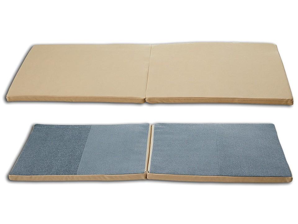 <p>Sitzbankauflage 123 x 46 cm</p>  <p>für Infrarotkabinen</p>