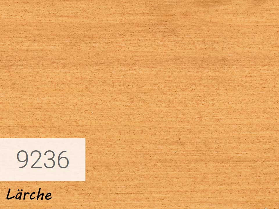 <p>OSMO Einmal-Lasur</p>  <p>Lärche, Nr. 9236, 2,5&nbsp;l</p>