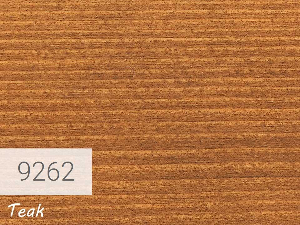 <p>OSMO Einmal-Lasur</p>  <p>Teak, Nr. 9262, 0,75 l</p>