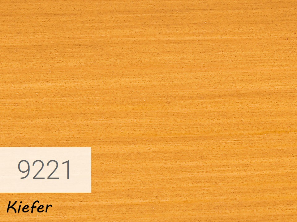 <p>OSMO Einmal-Lasur</p>  <p>Kiefer, Nr. 9221, 2,5 l</p>
